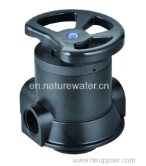 Water softener/ purifier control valve