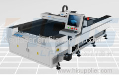 The first fiber laser cutting bed with 25m/min speed in China