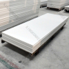 Glacier White Marble Acrylic Solid Surface 12mm Thickness SGS Certification