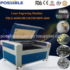 Possible brand 6040 co2 laser engraving machinery