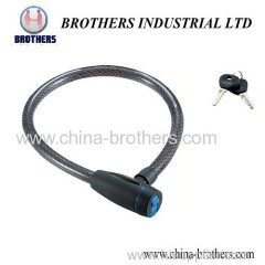 Dustproof Bicycle Cable Lock