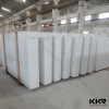 White Countertop Artificial Quartz Stone Beige Engineered Quartz Slab