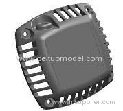 Starter shell for rc car engine parts