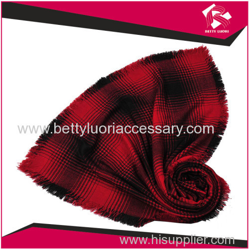 WOMEN FASHION WOVEN SCARF