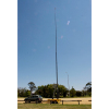 30m Pneumatic Telescopic Antenna Masts/aerial photography mast/CCTV mast