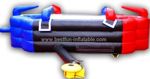 Inflatable device football sport game