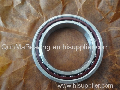 718 /600 MPACP5 Angular Contact Ball Bearing Single Row