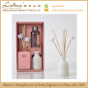 Home aromatic/ 50ml reed diffuser with 6pcs rattan sticks and a vase