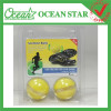 new arrived pair of balls shoe air freshener