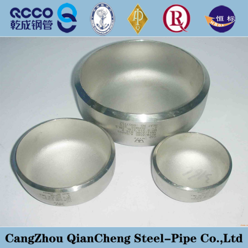 carbon steel cap fitting