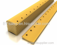 Wide range Heavy equipment spare parts grader blade for mining service