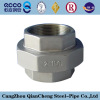 ss304 stainless steel pipe fitting union