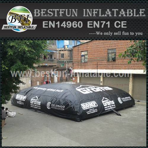 Advertisement Print Bikes freestyle Air Bag