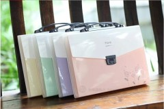 PP / A4 expanding wallet / organ bags /file collect / file folder