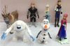 Collectible Frozen PVC Figurine Toys
