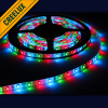 high quality flexible smd5050 dc12/24v osram led strip light rgb
