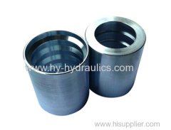 Carbon steel 1045 Hydraulic Fitting Ferrule 00401