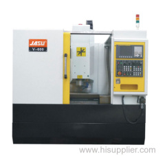 JASU 3-Axis Linear Guide Vertical CNC Machining Center