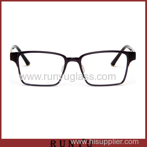China Wholesale Optical Eyeglasses Frame Ultralight Fashion Optical Frame