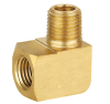 90° Street Elbow Brass Pipe Fitting