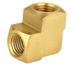 90° Union Elbow Brass Pipe Fitting