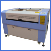 high speed 1200*900mm 100w/150w laser cutting machine