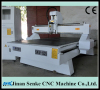 good quality syntec control vacuum table 3.0KW watercooling wood stair cnc router machine