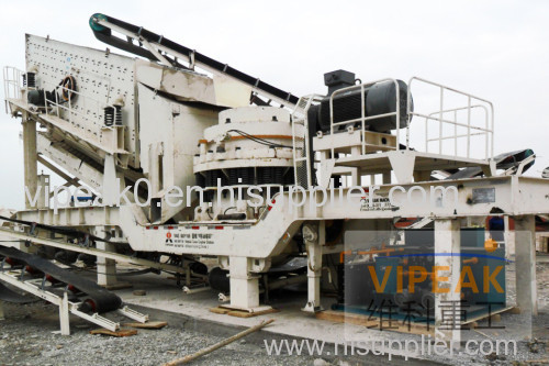 Cone crushe Combined Crusher Series Mobile Crusher mobile crusher for sell mobile crusher price mobile crusher factory