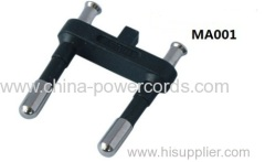 2.5A European Cable plug insert