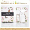 Fragrance clay diffuser / scented clay bird diffuser in ceramic vase with 120ml fluid