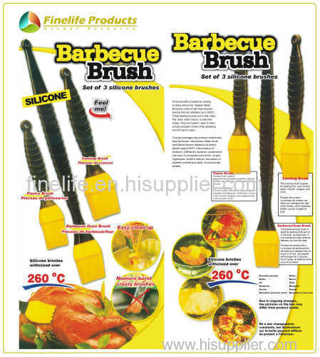 Hot selling barbecue tool set