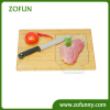 Vegetable bamboo chopping board