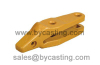 Earth moving equipment excavator bucket teeth adapter
