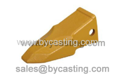 Excavator attachments Caterpillar J series bucket teeth
