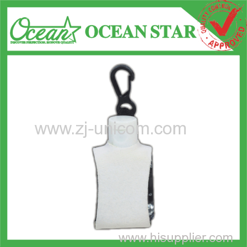 Cozy clip hand sanitizer health promotions