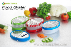Hot selling Plastic Kitchen Grater
