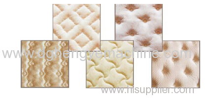 for mattress production machine