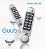 GUUB Furniture king style lock for cabinet intelligent lock