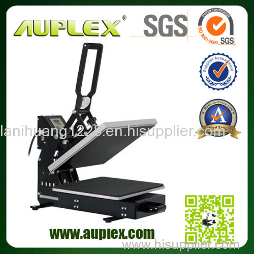 2014 hot sale slide out design heat press machine for t-shirt printing