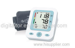 Upper Arm Digital High Blood Pressure Monitor / Measurement Device