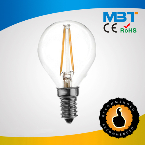 led Filament lamp bulb