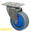 Industrial trolley PP casters