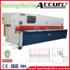 Guillotine shearing machine china accurl