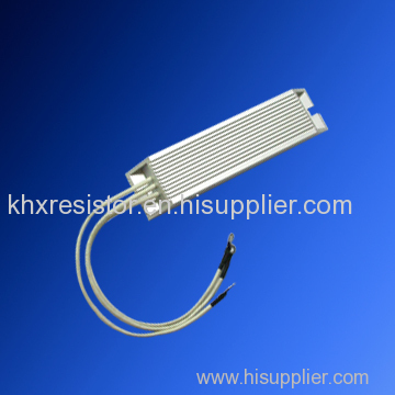 high power load aluminum Shell Resistor