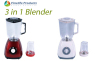 3 in 1 blender as seen on tv /kitchen juicer