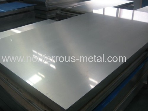 The supply of Titanium Plate