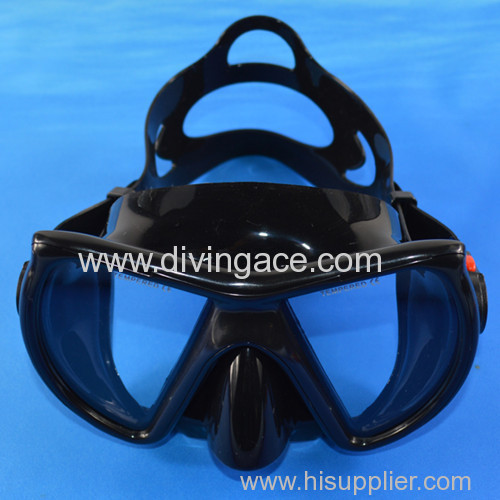 2014 china hot spearfishing diving mask for scuba diving