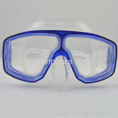 high quality liquid silicone mask for scuba diving
