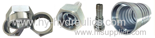 HOSE FITTING NOMENCLATURE Stainless Steel Carbon Steel brass bronze fittings
