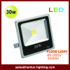 30000H life 3 years warranty slim project LED flood light